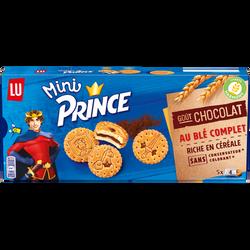 Biscuits PRINCE mini choco, 178g