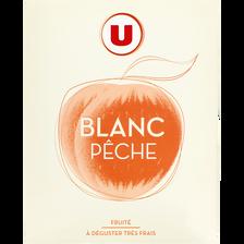 Boisson aromatisée à base de vin blanc pêche U 7,5° bib 3l