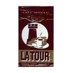 Café moulu LA TOUR OR EXPRESSO - 250g