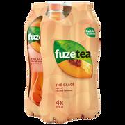Fuze Tea Fuzetea À La Pêche Pet 4x1,25l