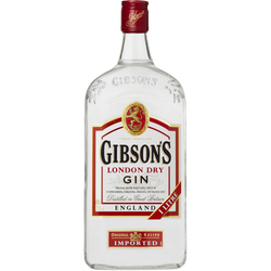 Gin GIBSON'S, 1l