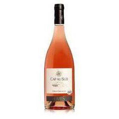 Vin Rosé IGP CAP AU SUD - DOMAINE CAZES - 75Cl