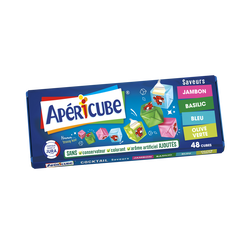 APERICUBE cocktail, 19% de MG, 250g