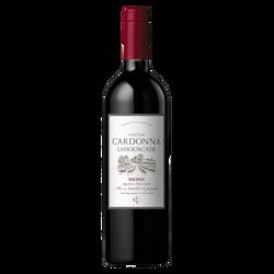 Médoc AOP rouge Château Cardonna La Hourcade 2019, 75cl