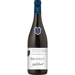 Vin Brouilly AOC rouge Raoul Clerget, 75cl