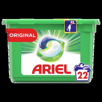 Ariel Lessive All In 1 Pods Original Ariel X22