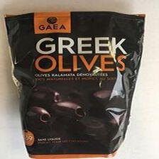 GAEA - GREEK OLIVES - DE KALAMATA DENOYAUTEES - 150G