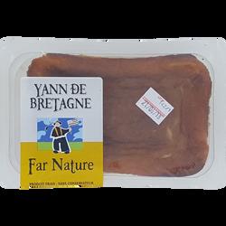 Far breton nature, 1 pièce, 350g