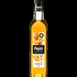 Sirop à la mirabelle FRUISS COLLECTION, bouteille de 70cl