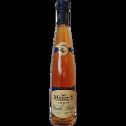 Eau de vie de vieille prune, MEYER'S, bouteille de 35cl