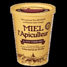 MIEL L'APICULTEUR, de nos terroirs, pot en carton, 1kg