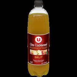 Cidre brut 4,5° U PET 1,5l