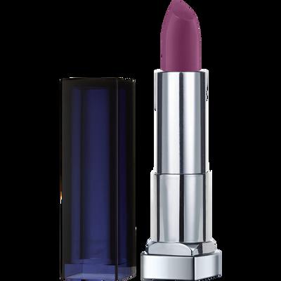 Rouge à lèvres mat intense color sensational les audacieux 886 berry bossy MAYBELLINE