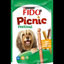 Fido Friandises Pour Chien Pic-nic Festival , 15 Sticks, 126g