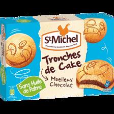 Biscuits Tronches de Cake ST MICHEL, paquet de 175g