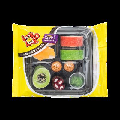 Mini candy sushi LOOK O LOOK, boîte de 100g