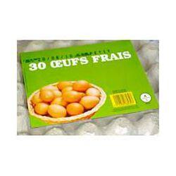 30 oeufs petits frais petit panier BABY COQUE
