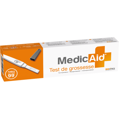 Test de grossesse MEDICAID