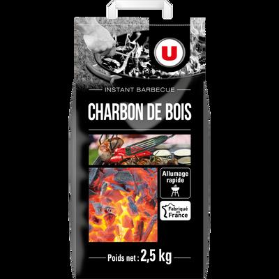 Charbon de bois U, 2.5kg