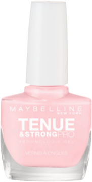 Gemey Maybelline Vernis À Ongles Tenue & Strong Nude Rose Gemey Maybelline, Nu