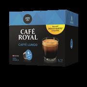 Café Royal Lungo, Cafe Royal, X16 Soit 96g