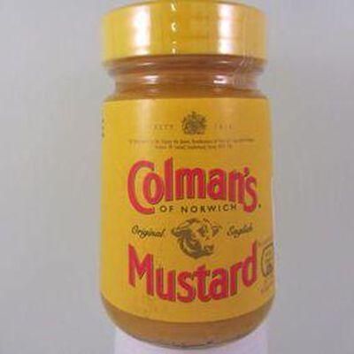 Moutarde anglaise COLMAN'S,100g