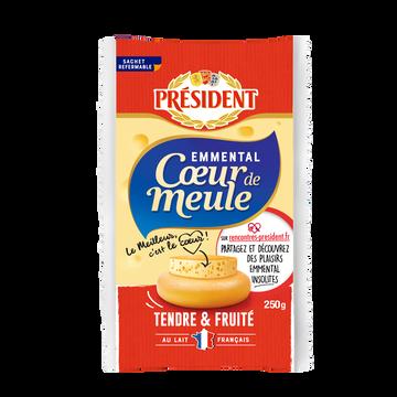Président Emmental Français Pasteurisé President, 28%mg, 250g