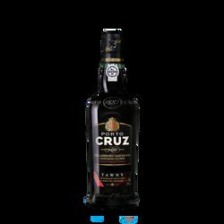 Porto Cruz tawny 18° mise d'origine bouteille 75cl