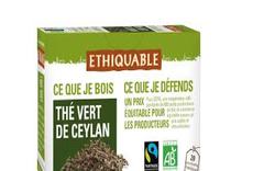 THE VERT DE CEYLAN BIO ÉTHIQUABLE