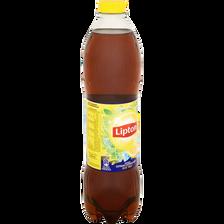 Ice Tea citron-citron vert, LIPTON, bouteille en plastique de 1,5l