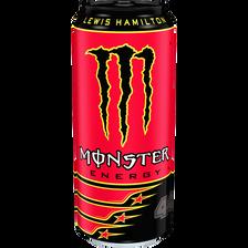 Monster Boisson Énergisante  Hamilton, Boîte De 50cl