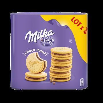 Milka Milka Choco Pause 3x260g
