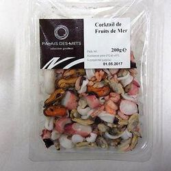 Cocktail de Fruits de Mer PALAIS DES METS,200g
