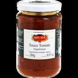 Sauce tomate napolitaine ERIC BUR, 280g