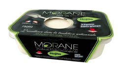 RHUM-RAISIN GLACE VEGETALE 750ML - MORANE