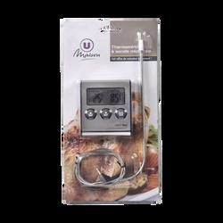 Thermomètre de cuisson électronique U