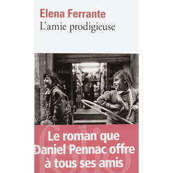 L'amie prodigieuse tome 1-Editions Gallimard