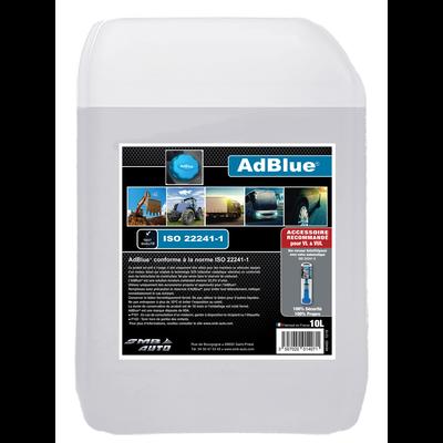ADBLUE 10L-NORME ISO 22241-1-CONFORME NORMES EURO4/EURO6
