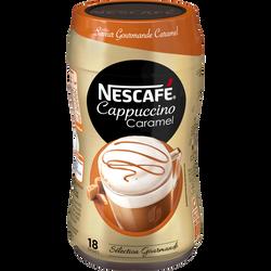 Cappuccino caramel NESCAFE, x18 tasses, 306g