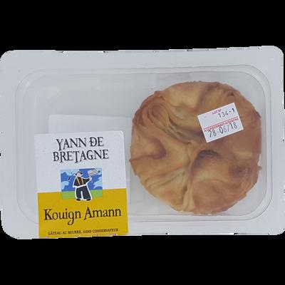 Kouign amann, 1 pièce, 80g