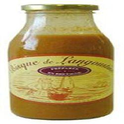 Bisque de langoustine 470g LE GRAND LEJON