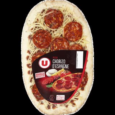 Pizza chorizo d'Espagne U, 200g
