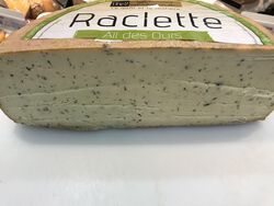 RACLETTE AIL DES OURS 28%MG