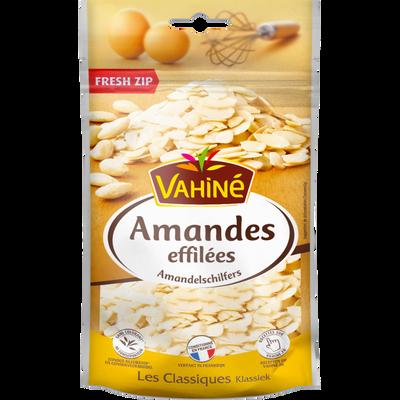 Amandes effilées VAHINE, paquet fresh zip, 125g