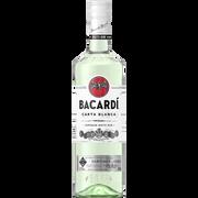 Bacardi Rhum Blanc Carta Blanca Bacardi, 37,5°, 70cl