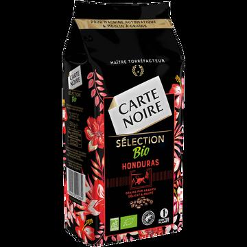 Carte Noire Café Grain Sélection Honduras Bio Carte Noire, 500g