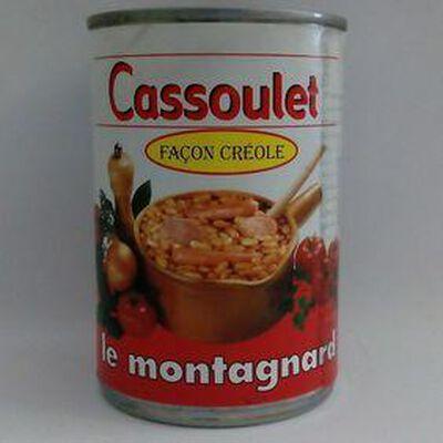 LE MONTAGNARD - CASSOULET FACON CREOLE 1/2