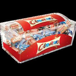 Chocolats assortis CELEBRATIONS, boîte trésor 577g