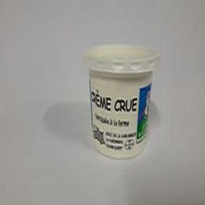 Crème Crue fabriquée à la ferme 25Cl La Sablonnière