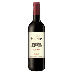Madiran AOP rouge Domaine Moutha, 75cl